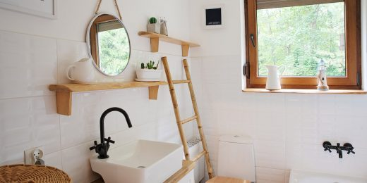 Ako byť ekologický doma v kúpeľni