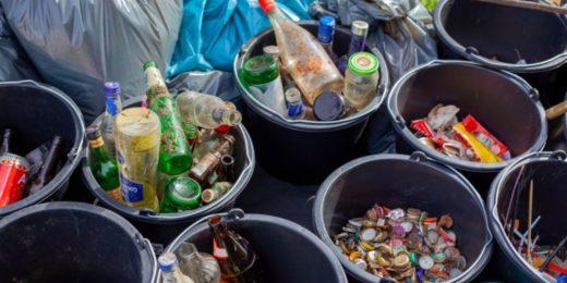 Na zber odpadkov v tvojom okolí